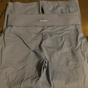 Patagonia Capri Yoga Pants Light Blue Size S